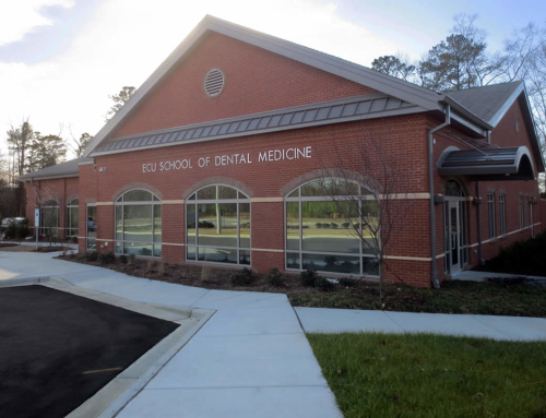 East Carolina University School of Dental Medicine – Community Learning Center #3