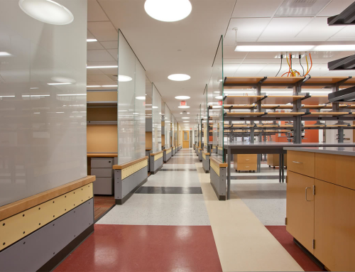 North Carolina State University College of Veterinary Medicine – 3rd Floor Lab Module Renovation, Raleigh, NC