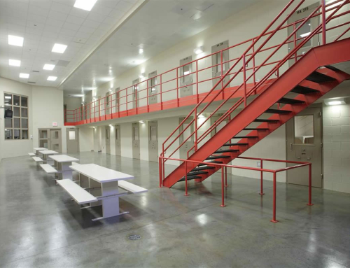 Hoke County Jail Addition