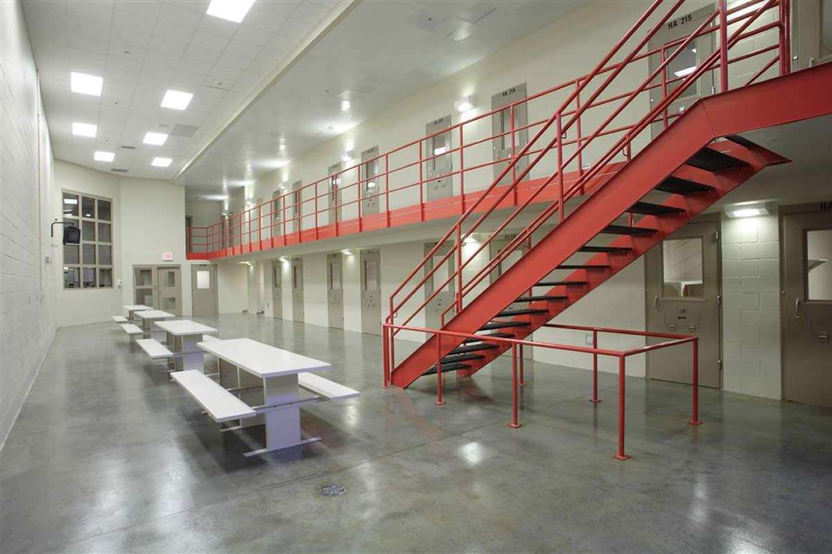 Orange County Justice Expansion - Bordeaux Construction, Inc