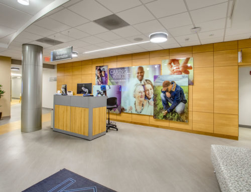 UNC Aycock Family Medicine Renovations