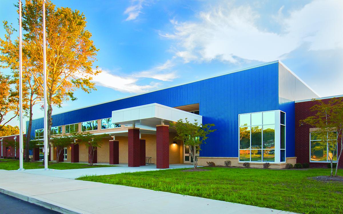 Porters Neck Elementary School Bordeaux Construction Inc